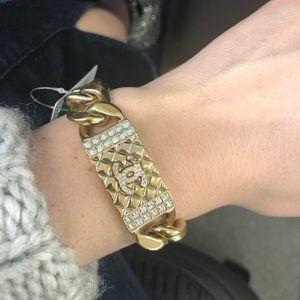 Chanel CC bracelet AUTHENTIC